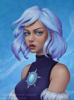 Killer Frost by Caot1ca