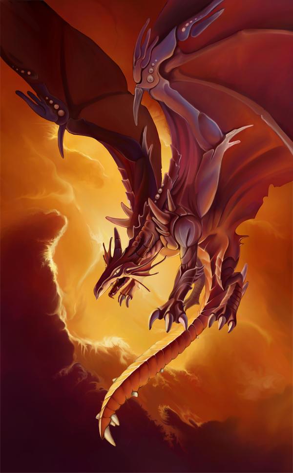 Draco by Saarl