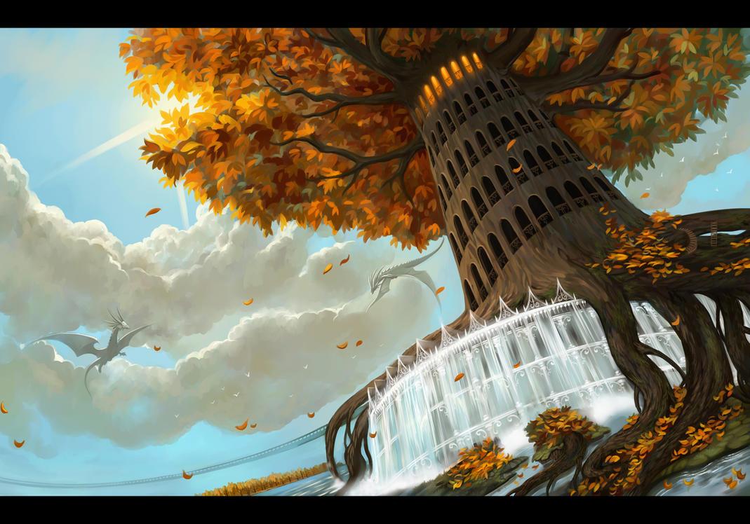 BSE: Mariada Autumn by Saarl