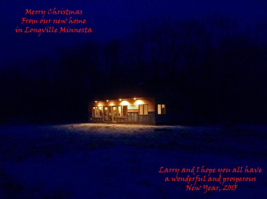 Christmas Eve 2014 by artistladysmith