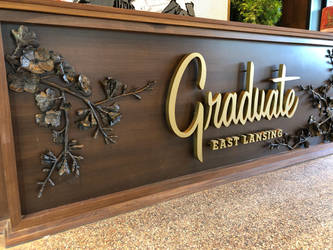 apple blossoms Graduate East Lansing Hotel
