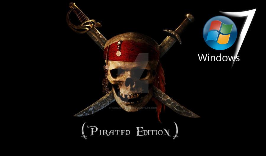 windows pirated edition
