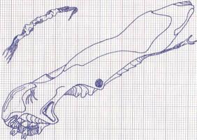 Biohead01-sketch by artech-x03
