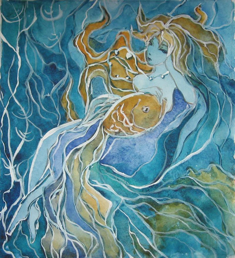 water by Lady-Gekata
