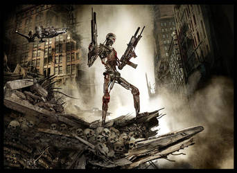 T800 by ornicar