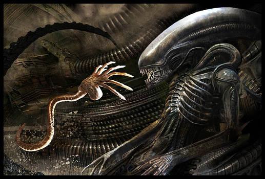 Alien consanguineous by ornicar