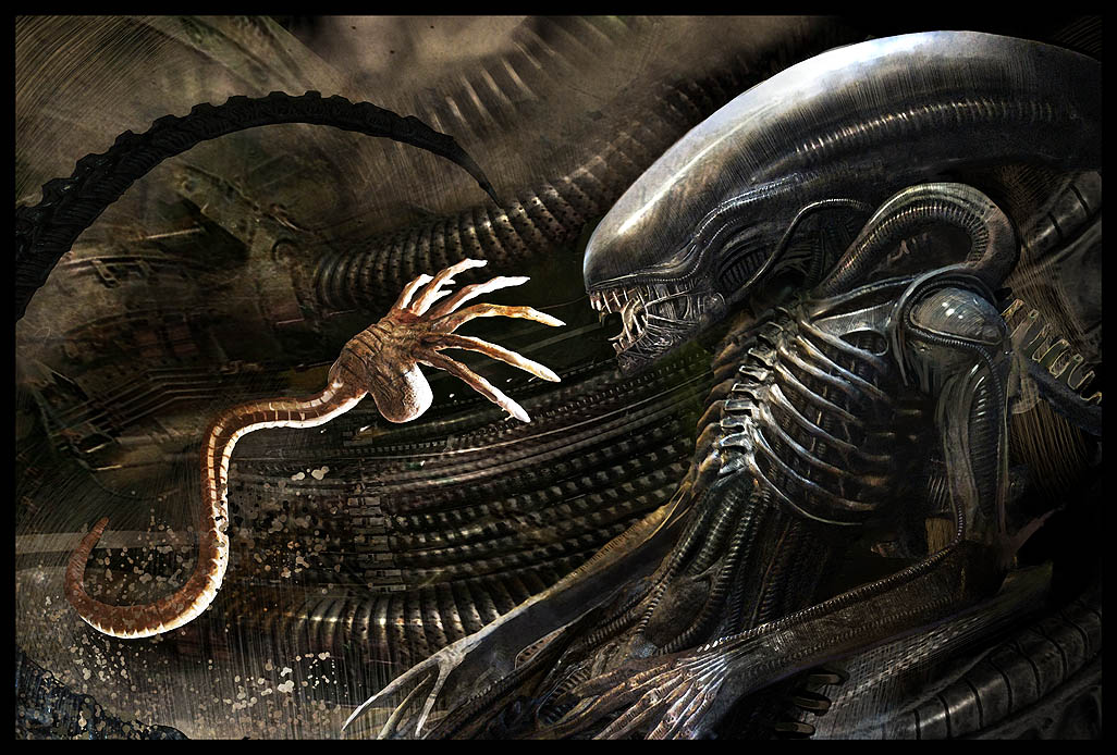 Alien consanguineous by ornicar