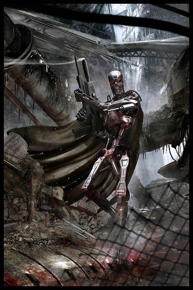 Terminator by ornicar