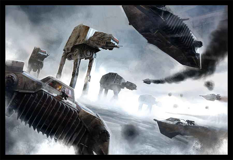 "Tolle StarWars Bilder ""Best of"" - Seite 2 Hoth_by_ornicar-d39wbyb"
