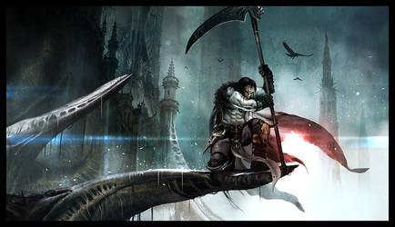 Darksiders II - Death