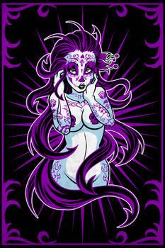 Sugar Skull Girl - Yasmine