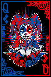 Sugar Skull Harley Quinn