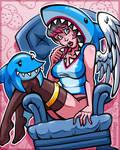 Shark Hoodie Alice