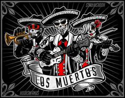 Reaper y Los Muertos