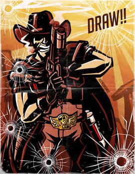 Blackwatch Mccree - Draw