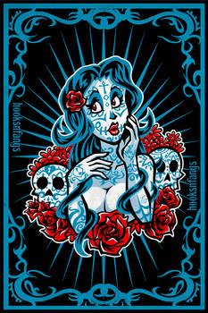 Sugar Skull Girl - Aletia