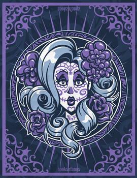 Sugar Skull Girl - Bria