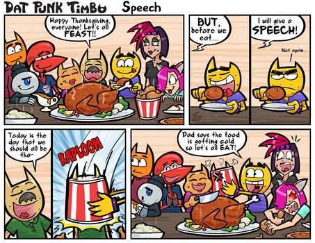 DPT: Speech