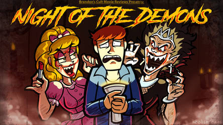 Titlecard: Night of the Demons