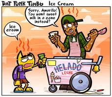 DPT: Ice Cream