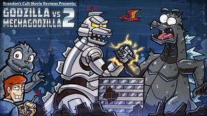 Titlecard: Godzilla vs Mecha-Godzilla 2