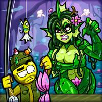 Swamp Bra