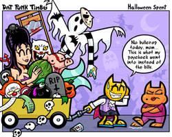 DPT: Halloween Spent