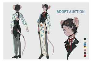 [CLOSED] ADOPT AUCTION + Commission slots