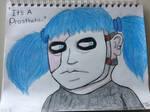 Sally Face fan art