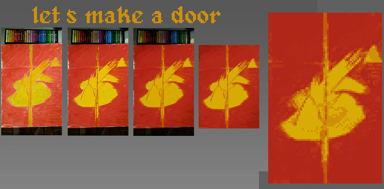 Let's make a door by doomiest