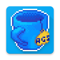 AGS Big Blue Cup Icon