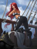 Miss Fortune by ektoman