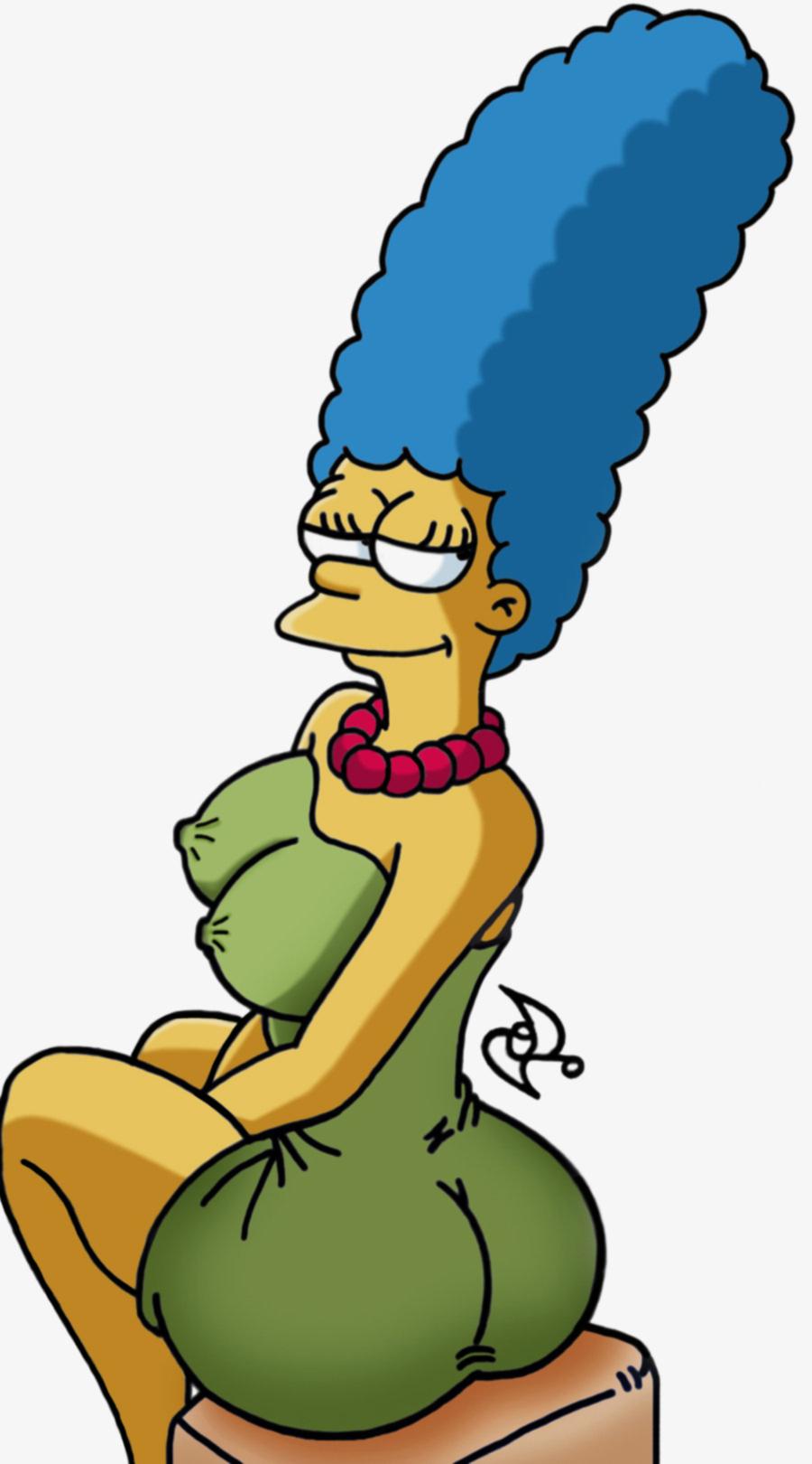 Marge Simpson by omar-sin on DeviantArt