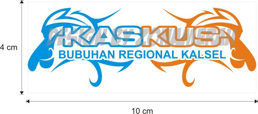 Stiker Kaskus Regional Kal-Sel by zonamerah