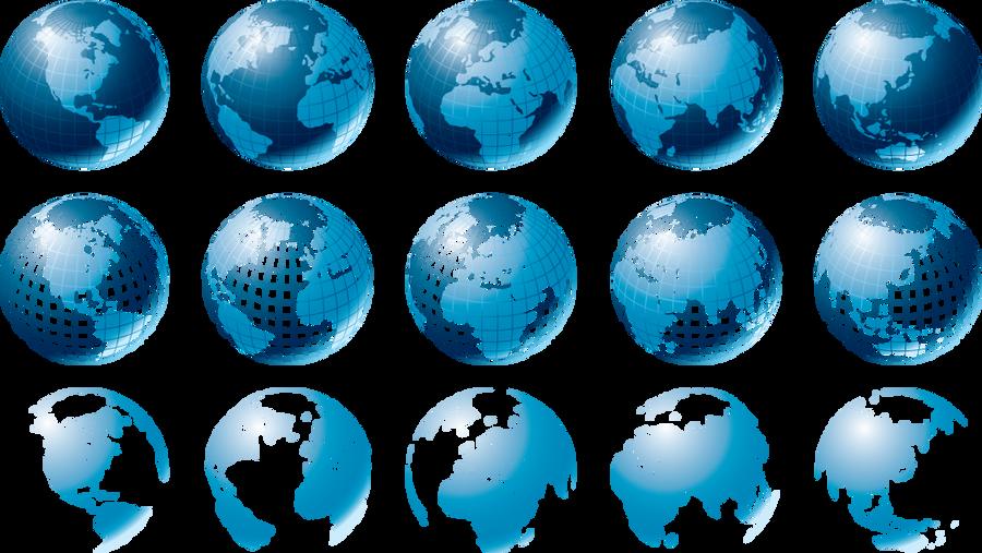Globe by zonamerah
