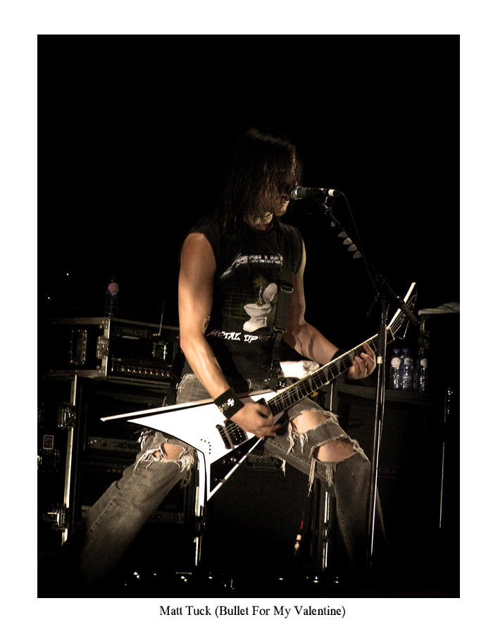 Matt Tuck by BFMV