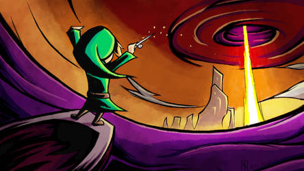 Wind Waker HD Contest by Xelioth