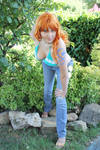 Start a New Adventure. Nami cosplay