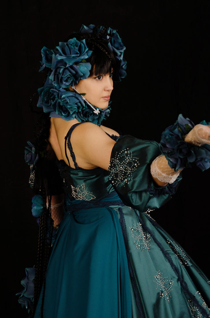 Roses Dream. Paradise Kiss cosplay by Giuzzys