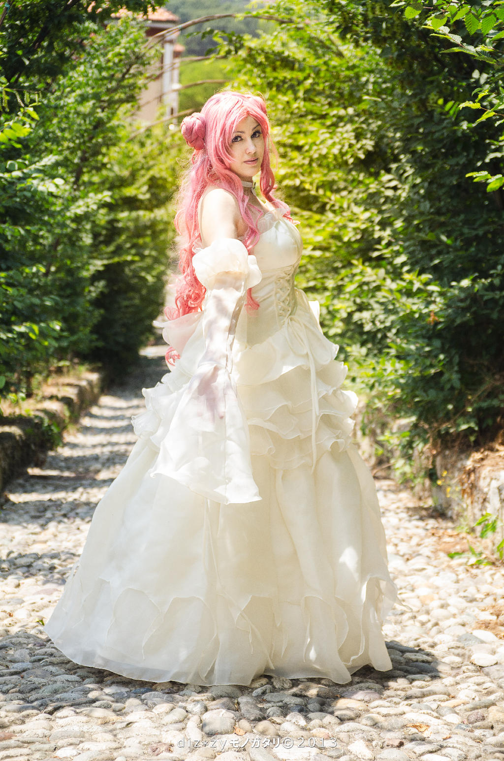 Come with me. Euphemia cosplay by Giuzzys