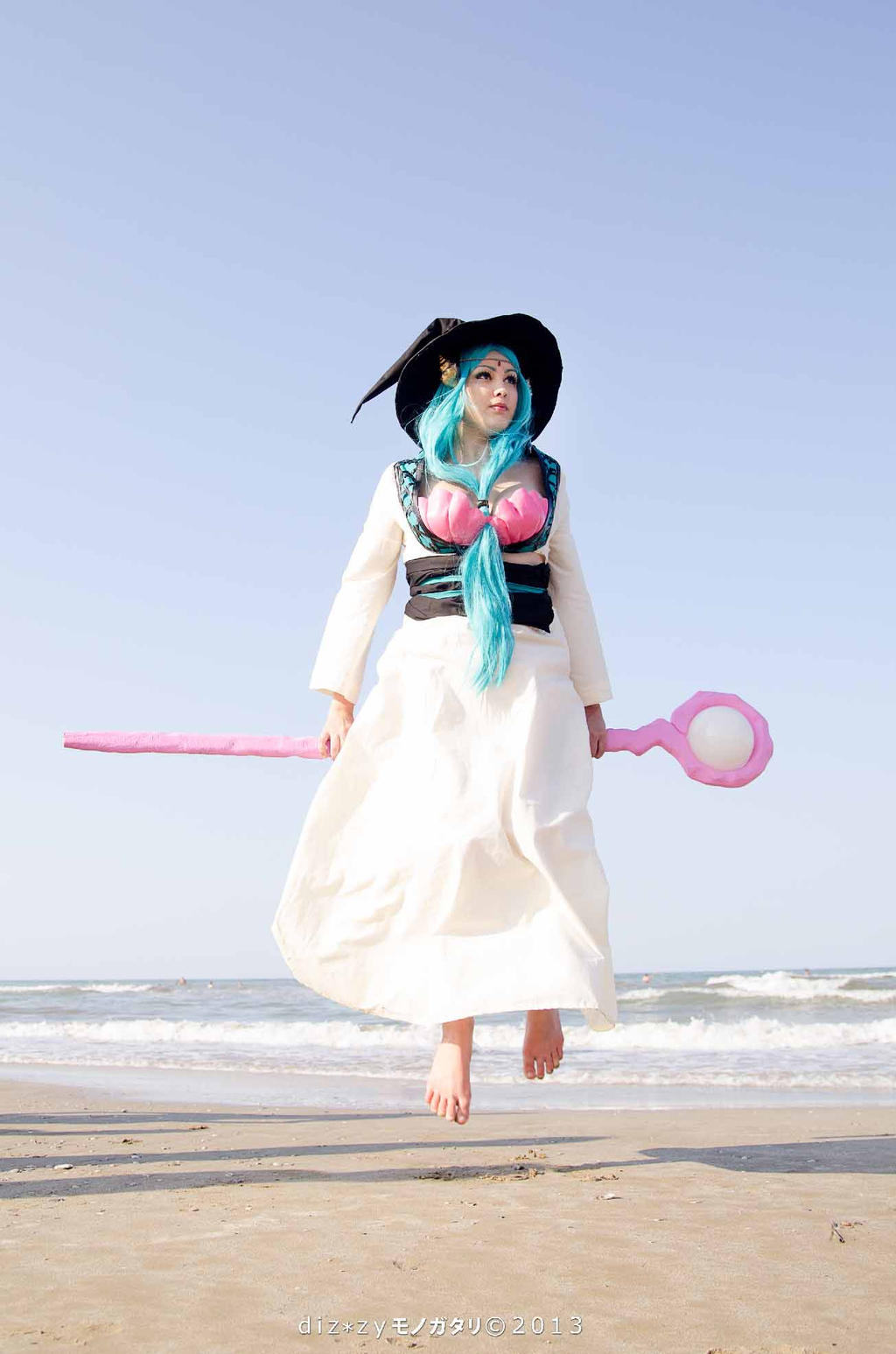 Magic fly. Yamuraiha cosplay, Magi. by Giuzzys