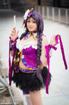 Ready to be enchanted? Nozomi, love live cosplay