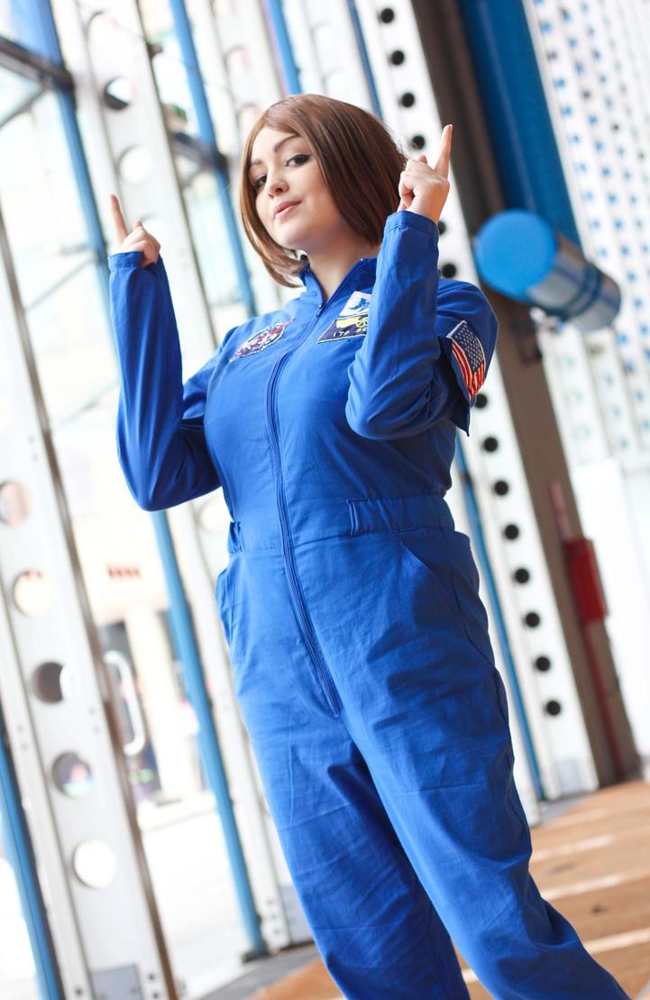 Ready for the stars! Serika Uchu Kyodai, cosplay by Giuzzys
