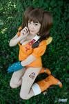 Diane, The seven Deadly sin cosplay.