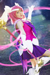Lux, Star Guardian. League of Legend.