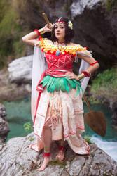 Moana. disney cosplay. Hannah alexander version by Giuzzys