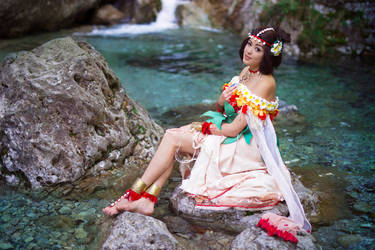 Moana cosplay. Hannah alexander version. by Giuzzys