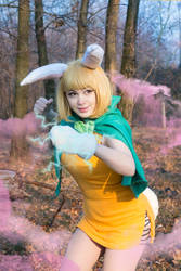 ONE PIECE CARROT COSPLAY