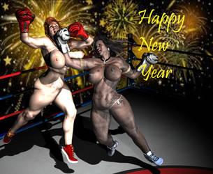 Happy New Year by femmma