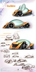 Peugeot Bubble_Sport by sheriffdesignstudio